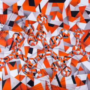 Atom pomeranče