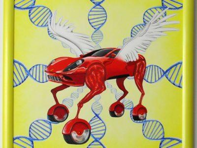 Pegasusferarus aneb reinkarnace Pegase v 21.století.
